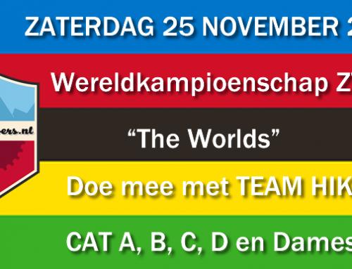 """Wereldkampioenschap Zwift """"The Worlds""""!"""
